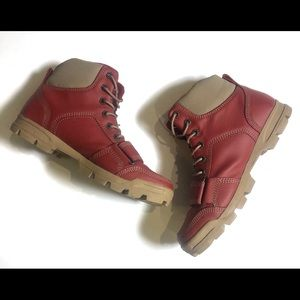 Creative Recreation men's Dio Mid red size 6.5